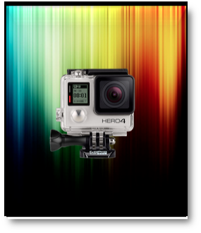 Go Pro Camera, HD Video and Still Images